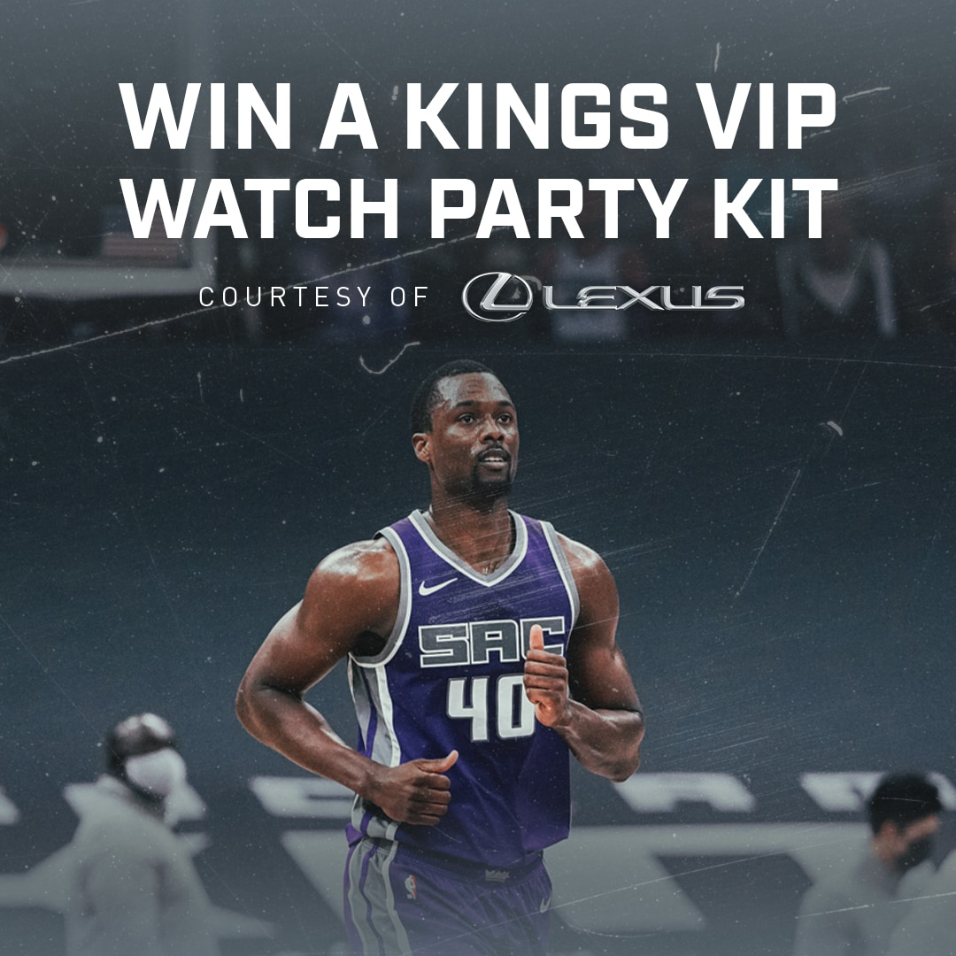 Win a Kings VIP Watch Party Kit