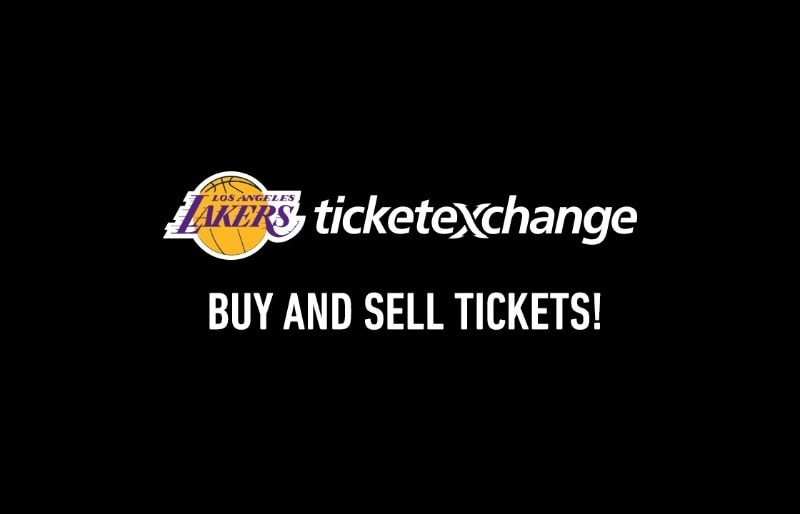 Lakers Ticket Exchange