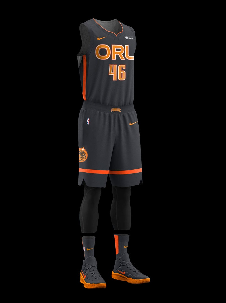 Orlando Magic City Jersey