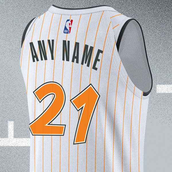 Personalized City Edition Jersey