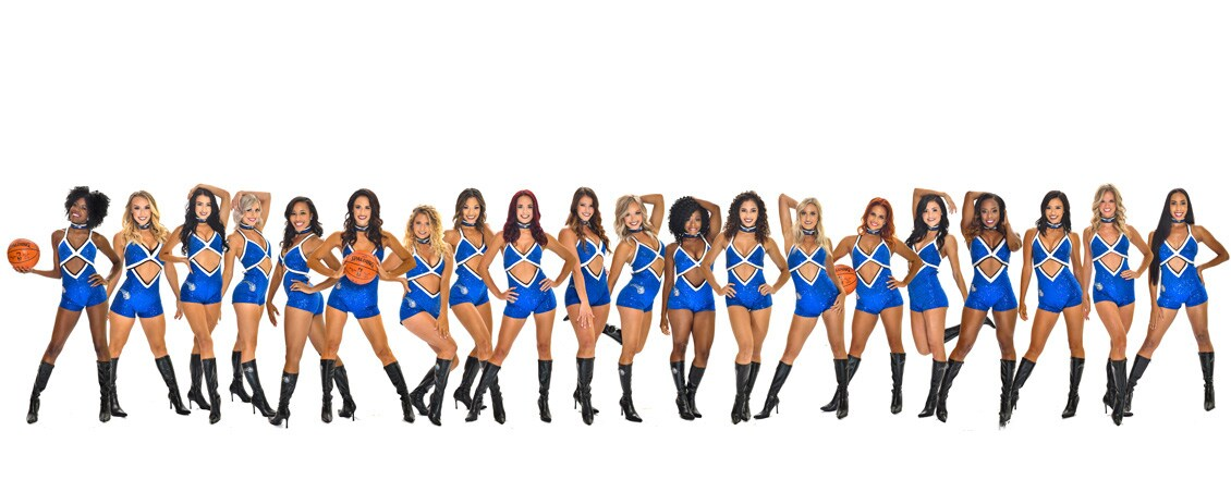 2017-18 Magic Dancers