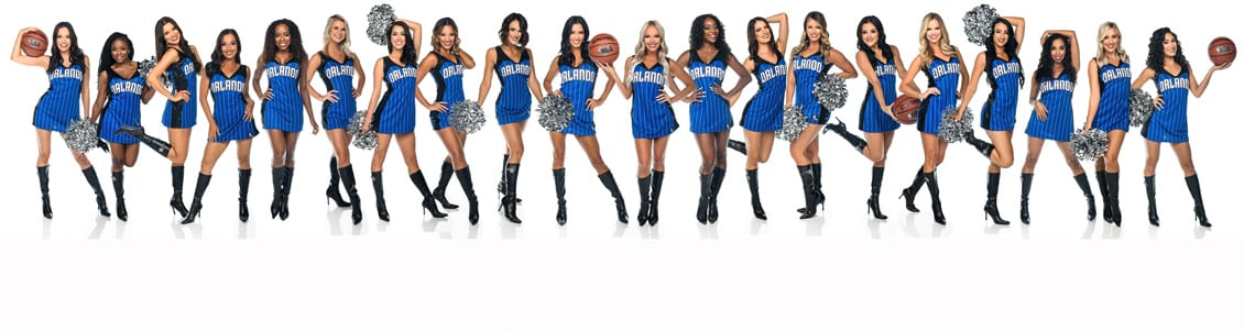 2018-19 Magic Dancers
