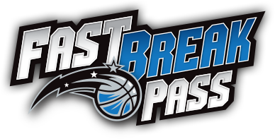 Orlando Magic Fast Break Pass