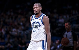 Basketball player: Kevin Durant