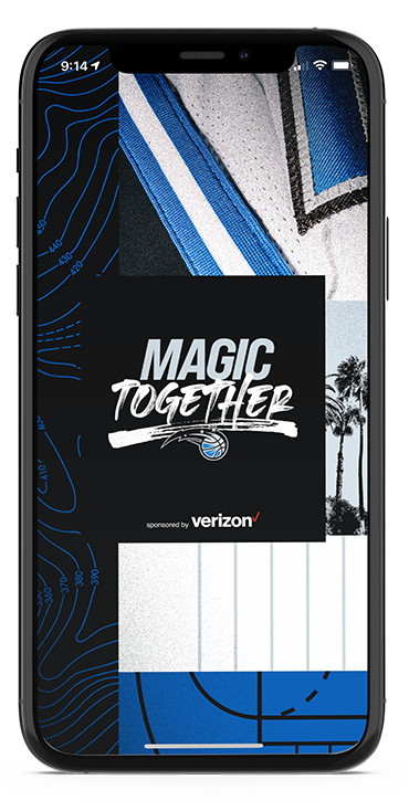 The Official Orlando Magic App - Your Remote Control For Gameday... And Beyond!