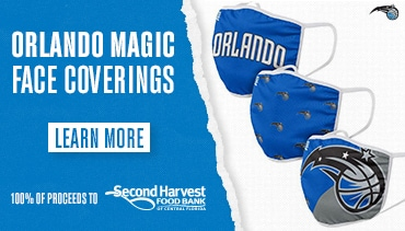 Orlando Magic Masks