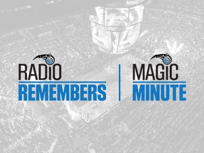Radio Remember, Magic Minute and Postgame Sound