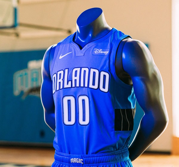 Orlando Magic Statement Jersey