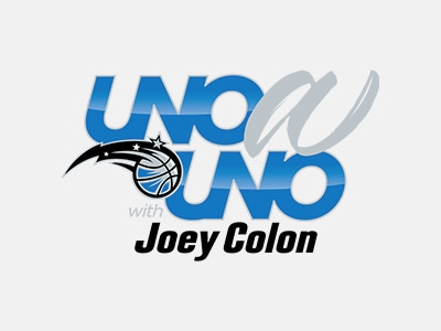 Uno a Uno with Joey Colon
