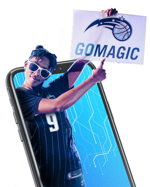 Orlando Magic Mobile Phone