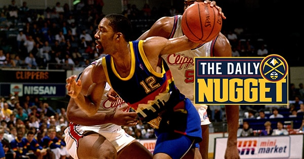 Daily Nugget: Reflecting on Fat Lever's run of triple doubles in 1987