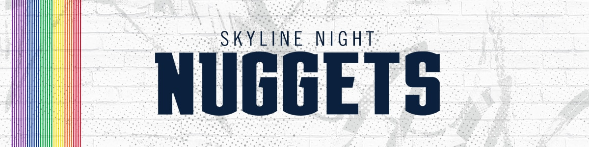 Denver Nuggets Skyline Nights