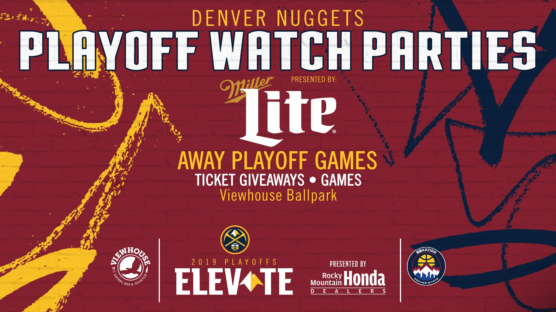 Playoff Watch Party