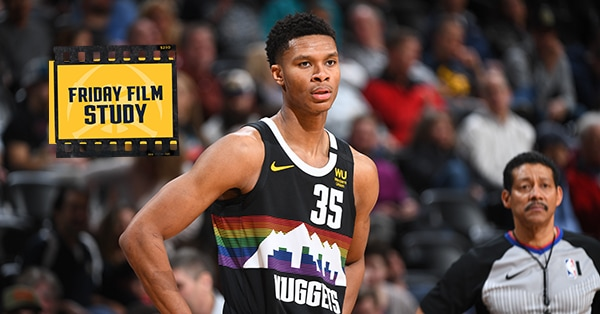Nuggets Friday Film Study: Porter Jr.'s inside scoring, Dozier's impact and more