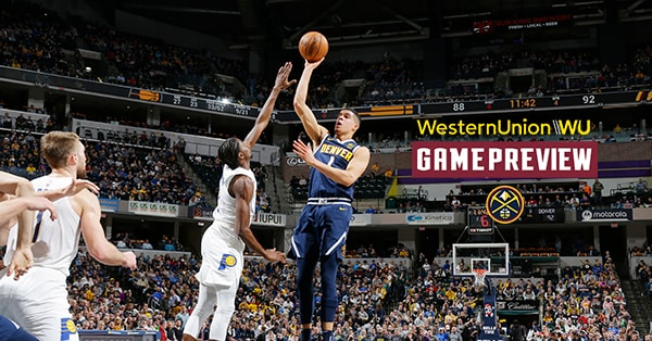 Preview: Denver Nuggets conclude season series with Pacers