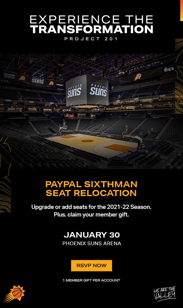 PayPal SixthMan First Look
