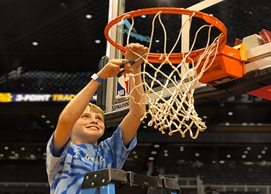 Cut Down the Net