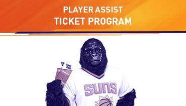Player Assist Ticket Program