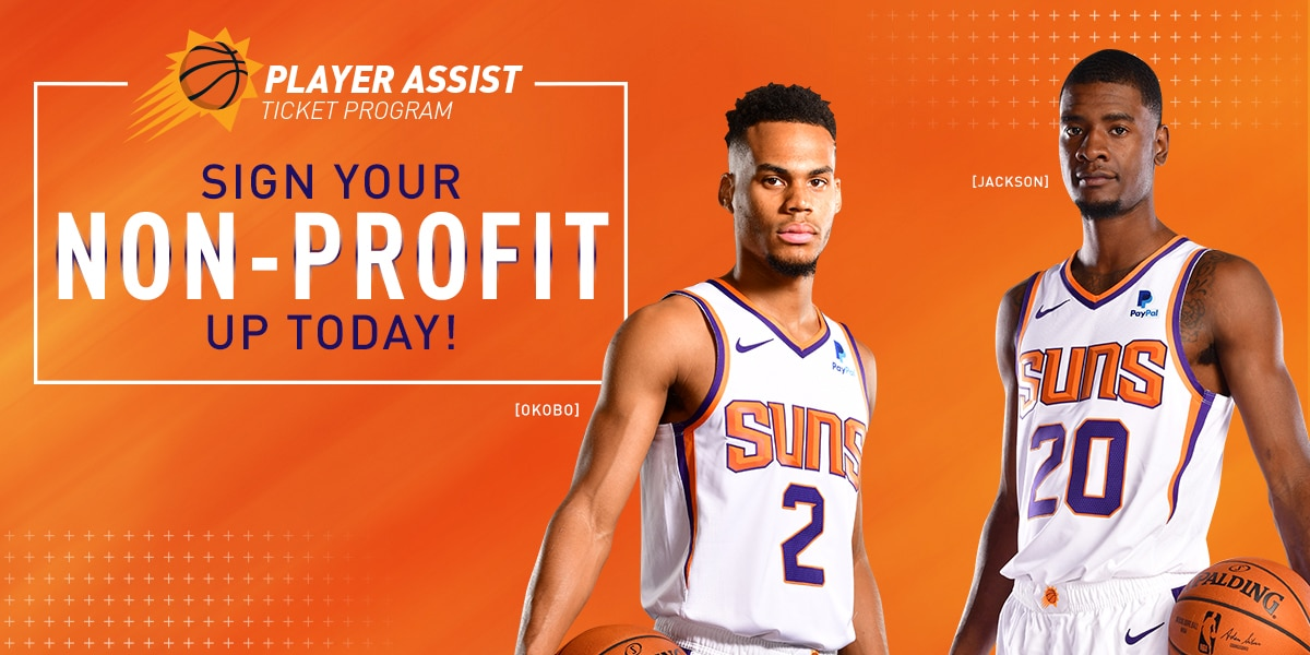 Suns Player Ticket Program