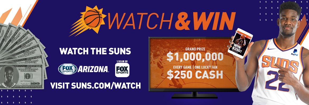Fox Sports Watch and Win