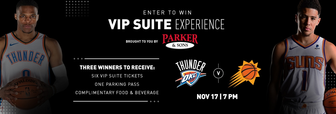 VIP SUITE EXPERIENCE BY PARKER AND SONS